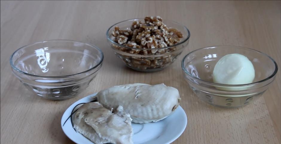 Домашний рецепт диетического куриного паштета