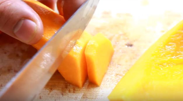 Домашний рецепт цукатов из тыквы