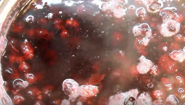Домашний рецепт морса из черной смородины