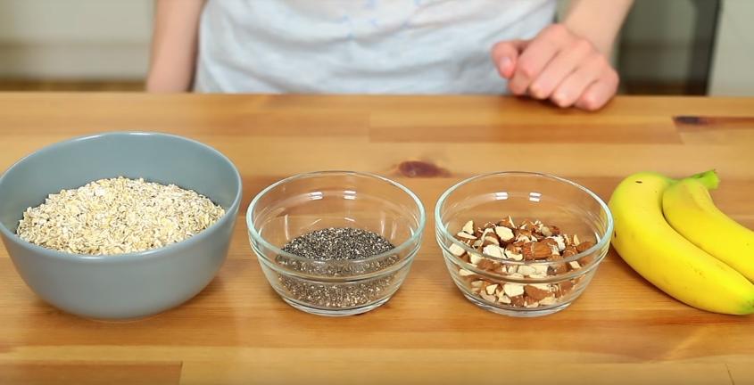 Домашний рецепт диетического овсяного печенья