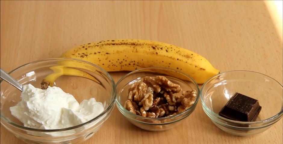 Домашний рецепт полезных банановых конфет
