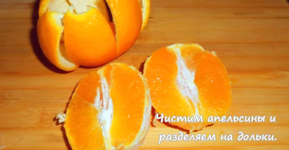 Домашний рецепт полезного салата из тыквы