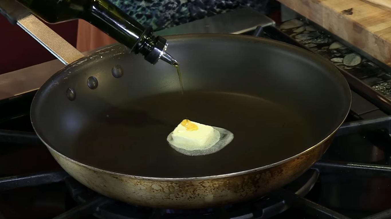 Домашний рецепт полезного гарнира из спаржи