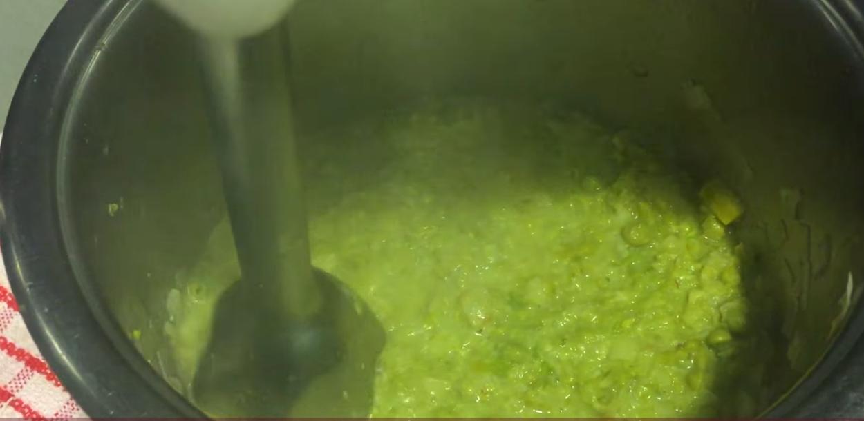 Домашний рецепт супа пюре из спаржи
