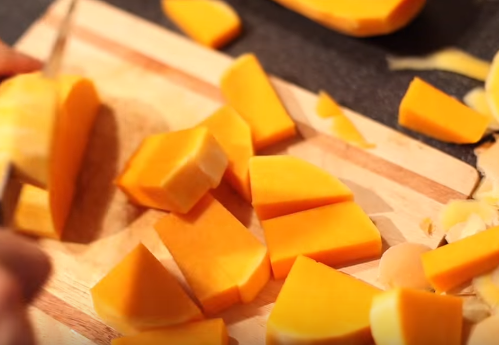 Домашний рецепт тыквенного супа-пюре