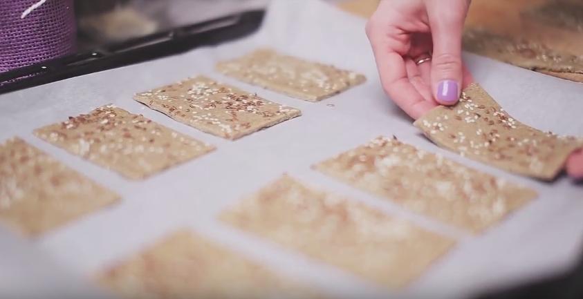 Домашний рецепт диетических ржаных хлебцов