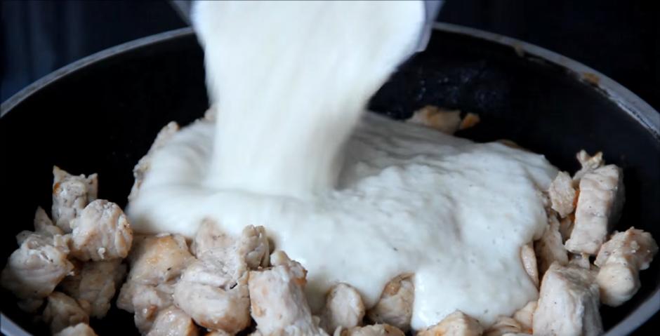 Домашний рецепт филе индейки с овощами