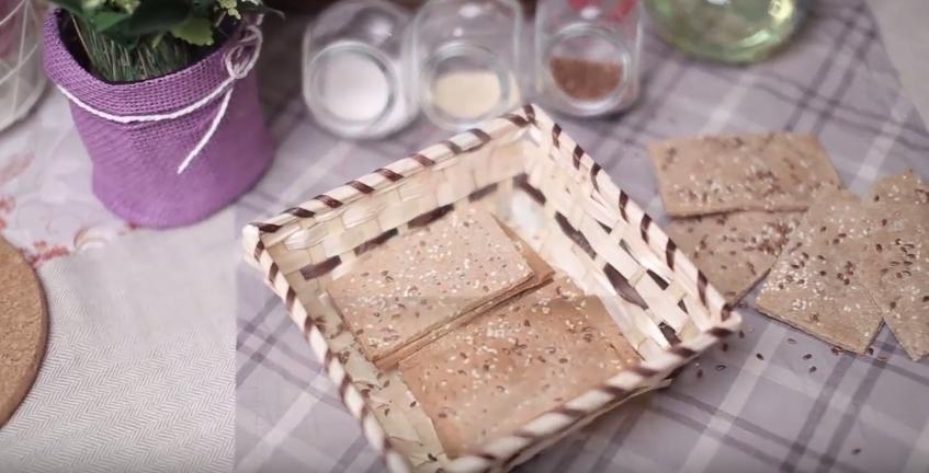 Диетические ржаные хлебцы