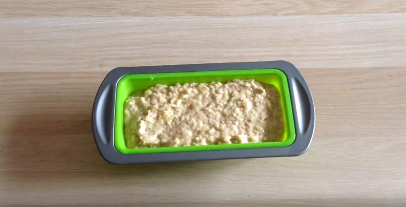 Домашний рецепт диетического бананового хлеба