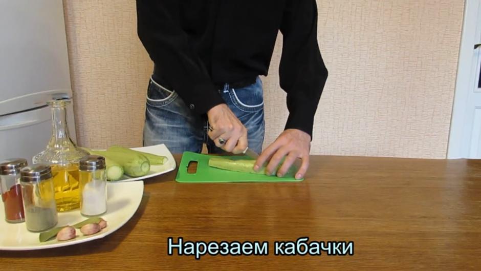 Домашний рецепт супа-пюре из кабачков