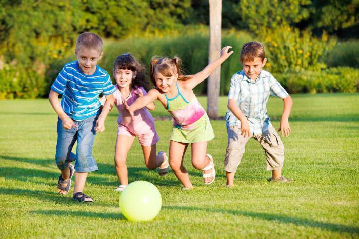 Как показало исследование, дети начинают двигаться меньше после 7лет
